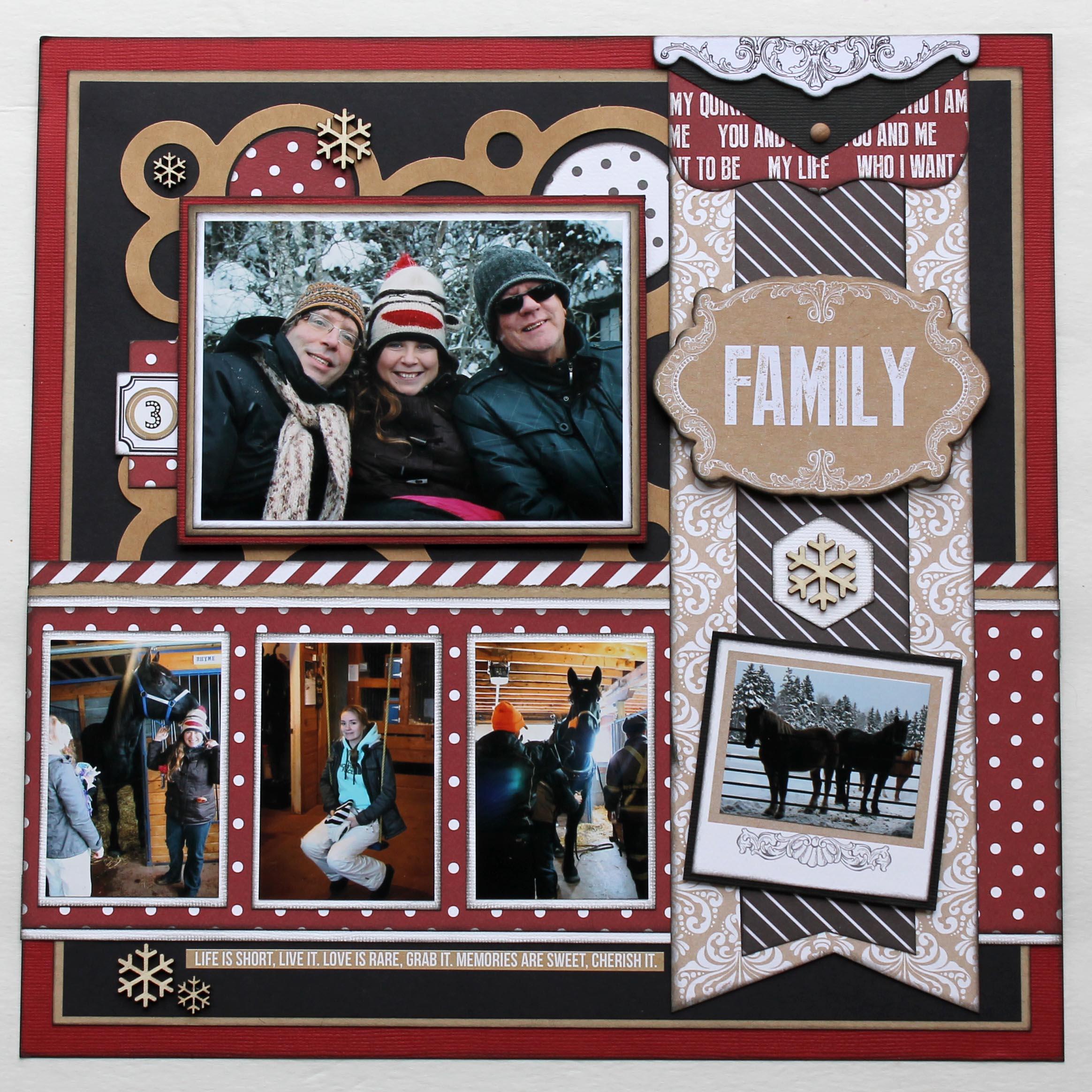 Layout: Family