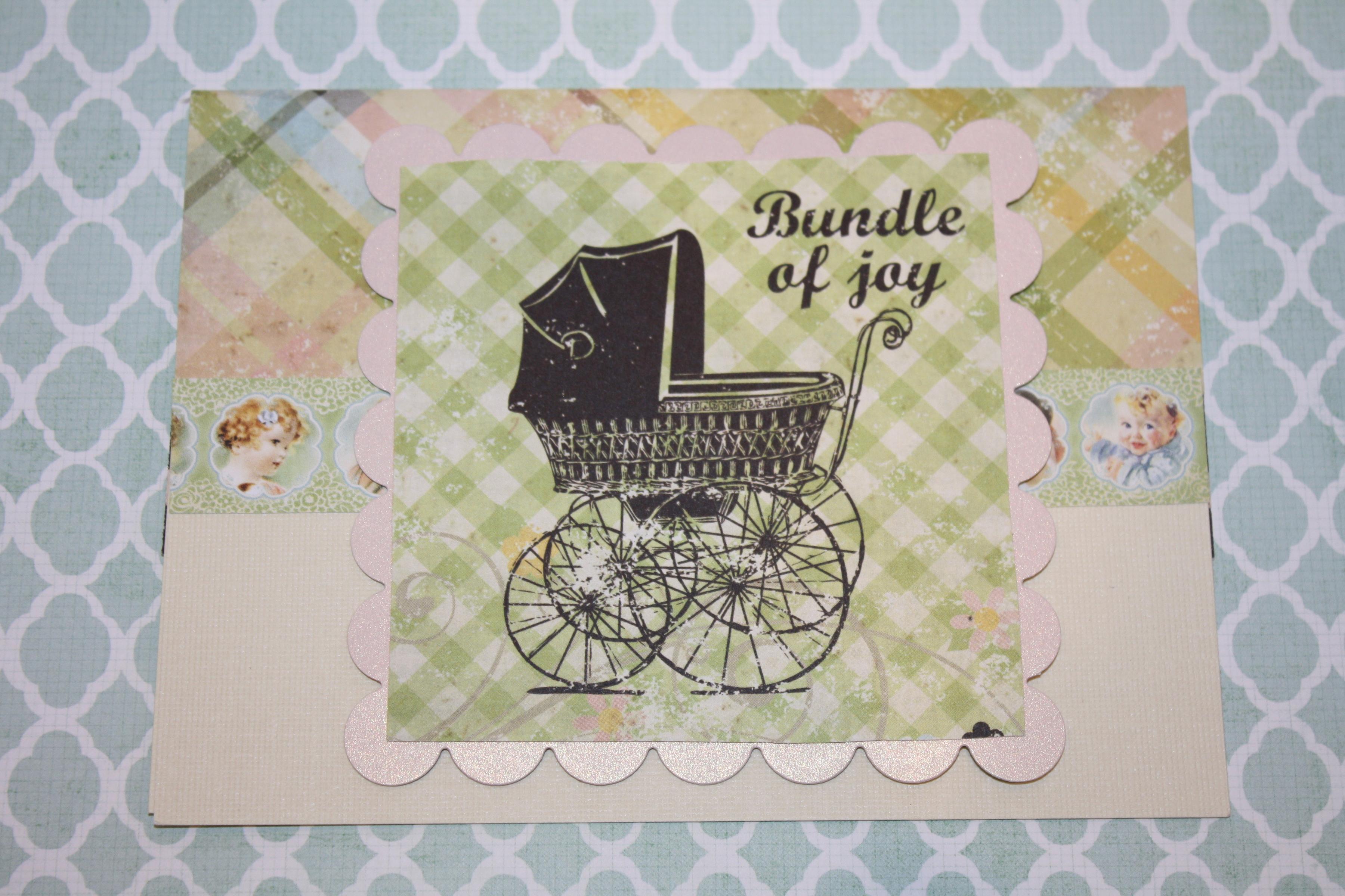 Card: Bundle Of Joy