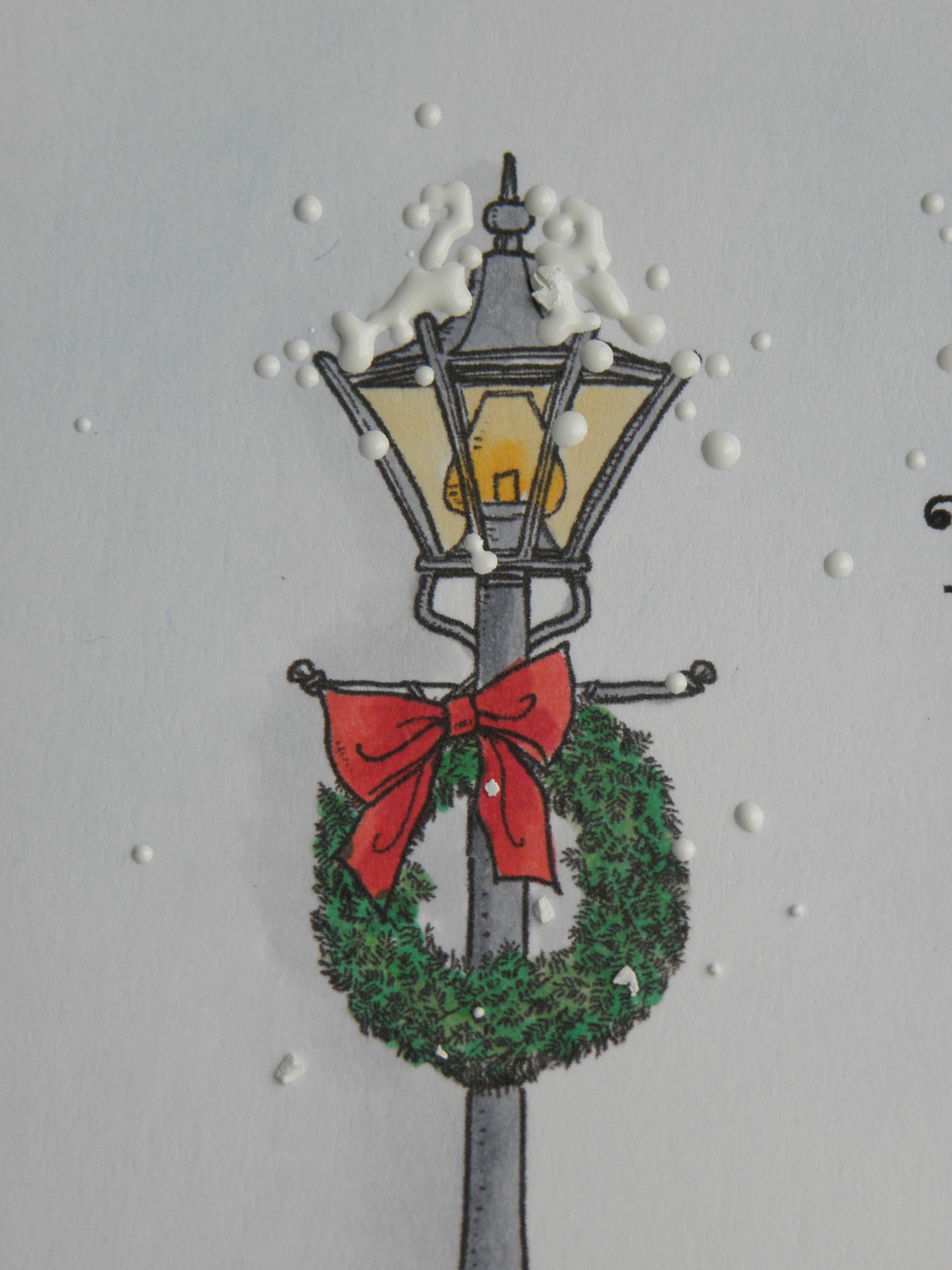 Best christmas light pole mounted holiday