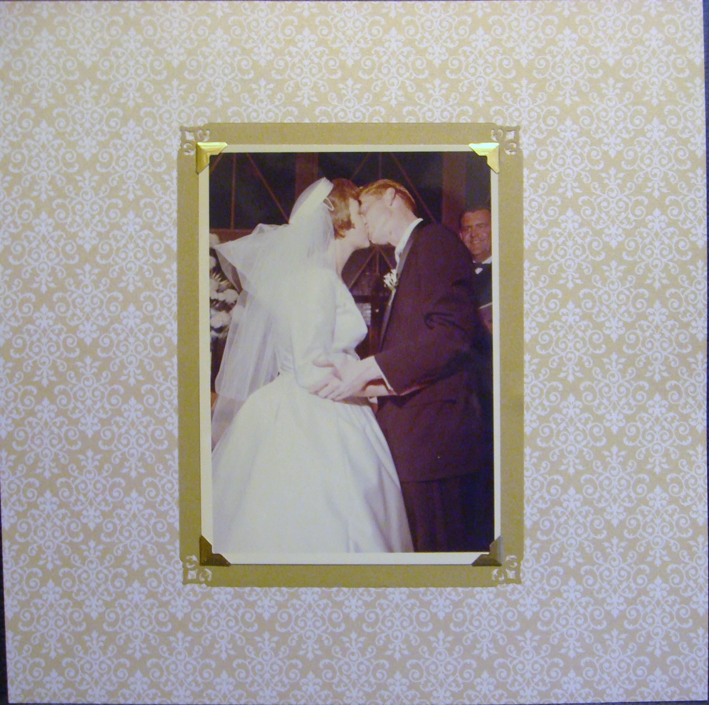 Layout 50th Wedding Anniversary Album Re Do