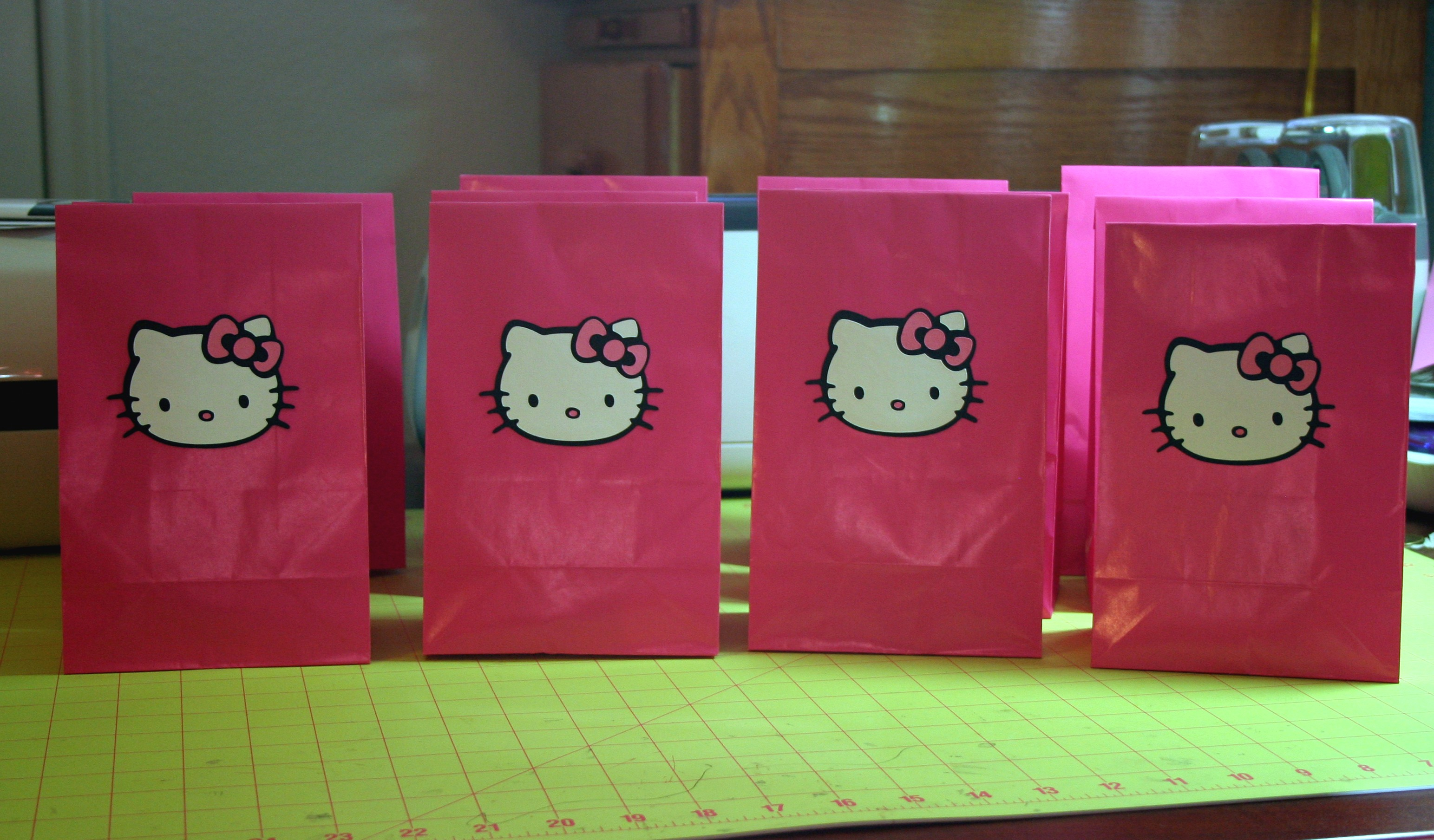 Other hello kitty goodie bags