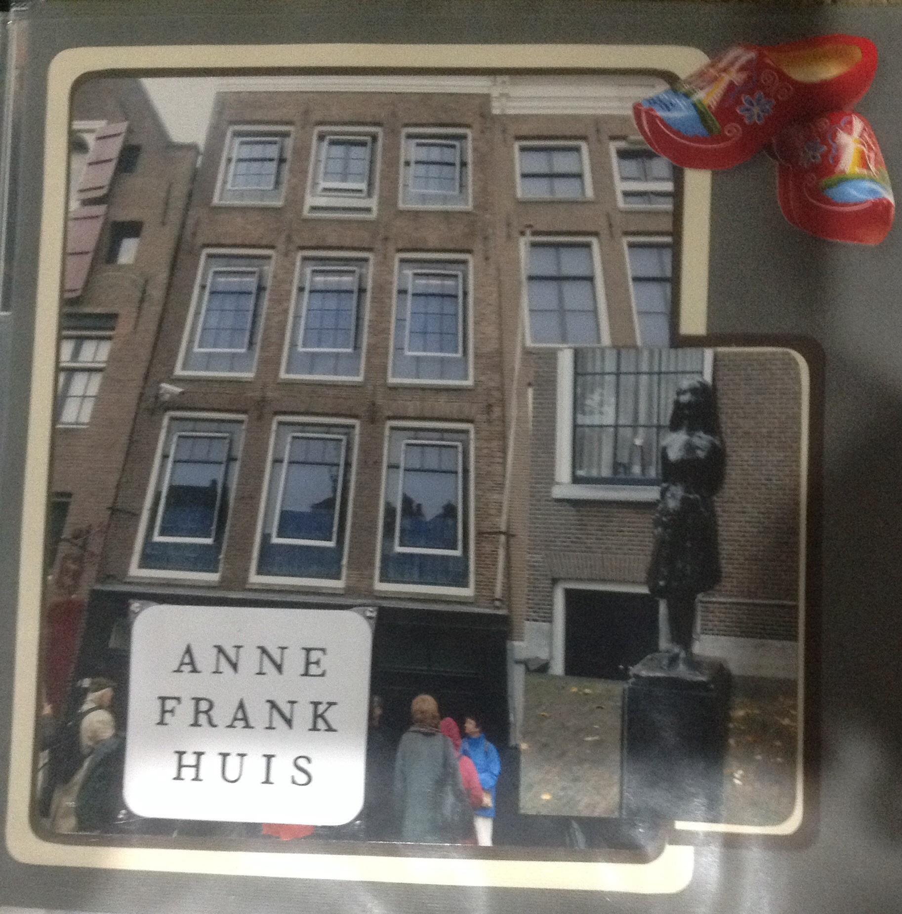 Layout anne frank huis - Lay outs binnenkomst in het huis ...