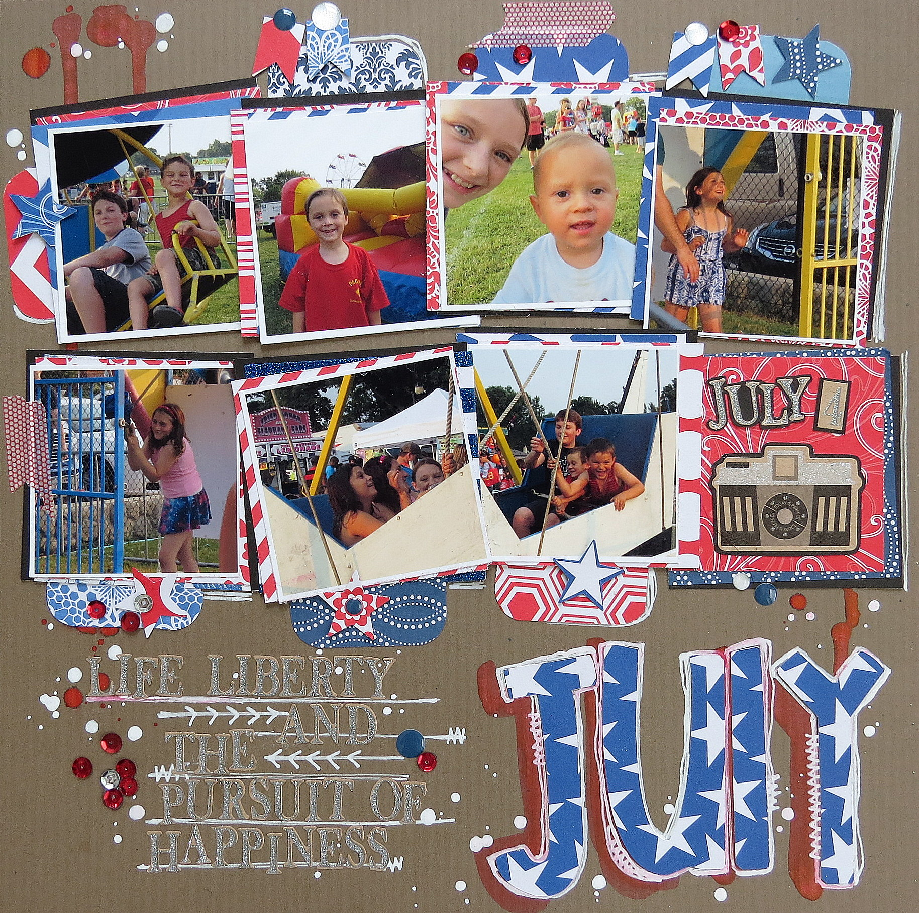 """Life Liberty And The Pursuit Of Happiness Quote: Layout: """"Life, Liberty And The Pursuit Of Happiness..."""""""