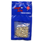 "1/8"" Brass Mini Brads - 100 count"