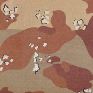 Creative Imaginations Patterned Paper - Brown Camo, CLEARANCE
