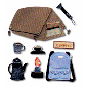 Jolee's Boutique - Camping, CLEARANCE