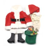 Jolee's Boutique - Santa Suit