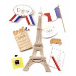 Jolee's Boutique Destinations Stickers - Paris