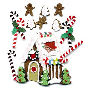 Jolee's Boutique - Gingerbread House