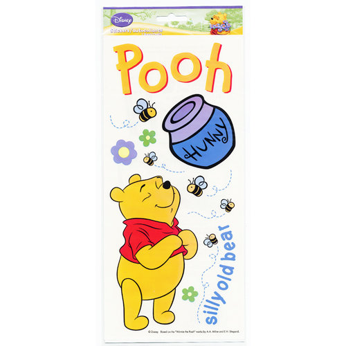 Sandylion Stickers - Pooh Sticker Sheet