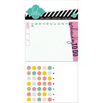 Heidi Swapp - Hello Today Collection - Memory Planner - 3 x 4 Pocket Cards