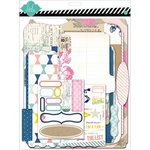 Heidi Swapp - Hello Today Collection - Memory Planner - Memory Files Kit