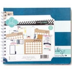 Heidi Swapp - Hello Today Collection - Memory Planner - Album - Memory Planner