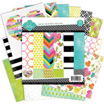 American Crafts - Heidi Swapp - Favorite Things Collection - 6 x 6 Paper Pad