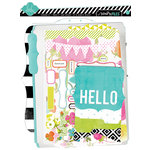 Heidi Swapp - Favorite Things Collection - Memory Files Kit