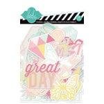 American Crafts - Heidi Swapp - Dreamy Collection - Ephemera Pack