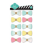 American Crafts - Heidi Swapp - Dreamy Collection - Layered Paper Bows