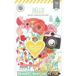 American Crafts - Pink Paislee - Hello Sunshine Collection - Ephemera