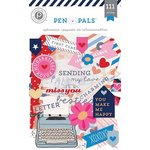 Pink Paislee - Pen Pals Collection - Ephemera
