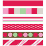 American Craft Elements - Premium Ribbon -  Uptown Red, CLEARANCE