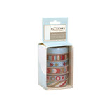American Craft Elements - Premium Ribbon -  Downtown Cyan, CLEARANCE