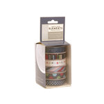 American Craft Elements - Premium Ribbon -  Downtown Navy, CLEARANCE