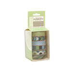 American Craft Elements - Premium Ribbon -  Downtown Green, CLEARANCE
