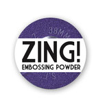 American Crafts - Zing! Collection - Metallic Embossing Powder - Purple