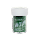 American Crafts - Wow! - Glitter - Extra Fine - Evergreen