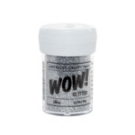American Crafts - Wow! - Glitter - Extra Fine - Silver