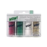 American Crafts - Christmas - Wow! - Glitter - Extra Fine - Christmas