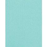 Bazzill Basics - 8.5 x 11 Cardstock - Mono - Aruba