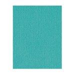 Bazzill Basics - 8.5 x 11 Cardstock - Mono - Capri Sea