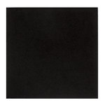 Bazzill Basics - 12 x 12 Self Adhesive Foam Sheets - Black