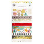 Pink Paislee - Memorandum Collection - Washi Tape Book