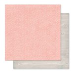 Pink Paislee - Cedar Lane Collection - 12 x 12 Double Sided Paper - Arrow Avenue