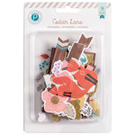 Pink Paislee - Cedar Lane Collection - Ephemera