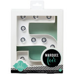 Heidi Swapp - Marquee Love Collection - Marquee Kit - Number 5