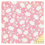 Studio Calico - South of Market Collection - 12 x 12 Double Sided Paper - River Cottage