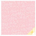 American Crafts - Studio Calico - South of Market Collection - 12 x 12 Double Sided Paper - Made with Love