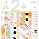Studio Calico - Seven Paper - Baxter Collection - 6 x 6 Paper Pad