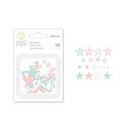 Studio Calico - Seven Paper - Clara Collection - Vellum Stars