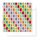 Studio Calico - Seven Paper - Darcy Collection - 12 x 12 Double Sided Paper - Paper 003