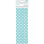 American Crafts - Everyday - Paper Straws - Pool Dot