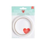 American Crafts - Adhesives - Double-Sided Tape - Sticky Thumb - 0.25 Inch