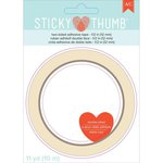 American Crafts - Adhesives - Double-Sided Tape - Sticky Thumb - 0.50 Inch