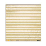 American Crafts - Amy Tangerine Collection - Finders Keepers - 12 x 12 Kraft Paper with Foil Accents - One in a Million