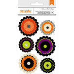 American Crafts - Halloween Collection - Layered Embellishments - Halloween Delights