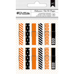 American Crafts - Halloween Collection - Clothespins - Boo