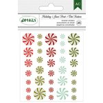 American Crafts - Christmas - Enamel Dots - Candy